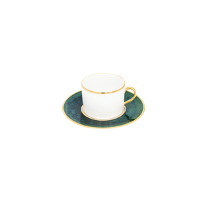 Premium Gold | Tea Cup 23cl Bia Tea + Saucer 16cm Myth 1