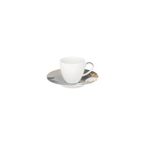 Coffee Cup 10cl Ballet + Saucer 13cm Ballet 1