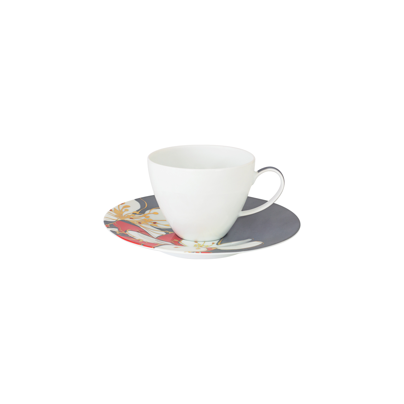 Tea Cup 26cl Ballet + Saucer 17cm Ballet 1