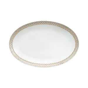 Travessa Oval 32cm Pasta 0