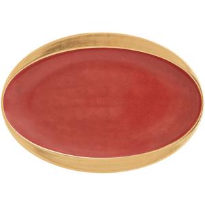 Oval Platter 40cm Ballet 1