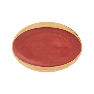 Oval Platter 30cm Ballet 1