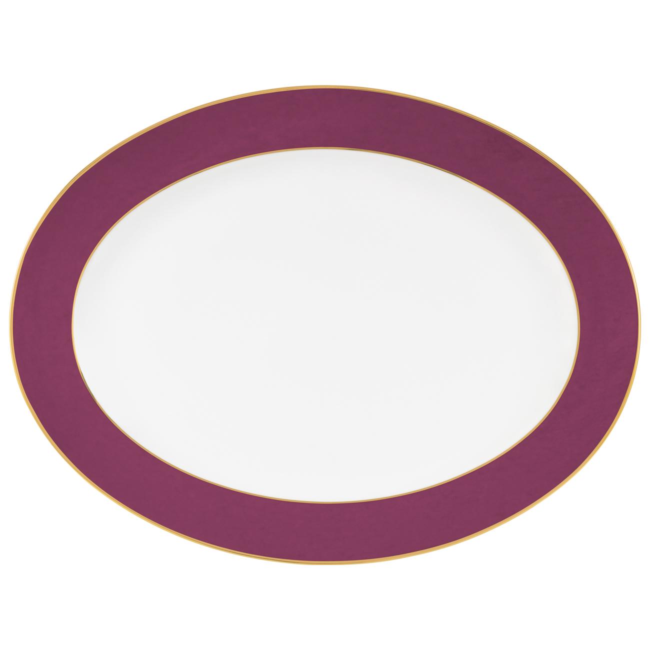 Travessa Oval 39cm Olympus 0