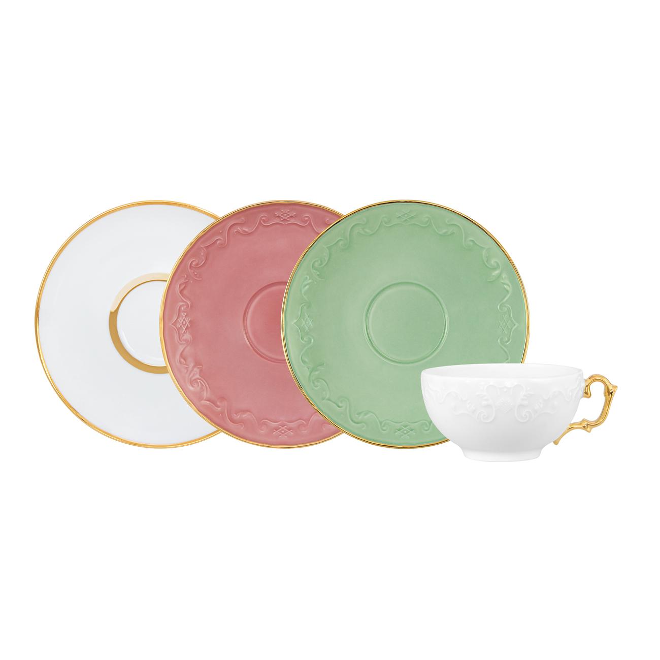 Pires Chá 15cm + Chávena Chá 25cl 1