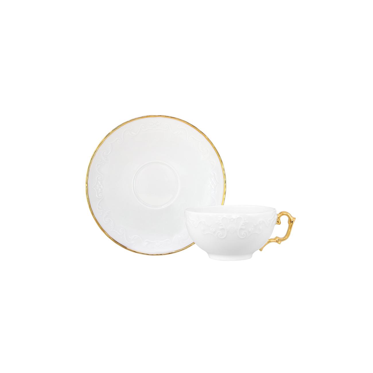 Pires Chá 15cm + Chávena Chá 25cl 0