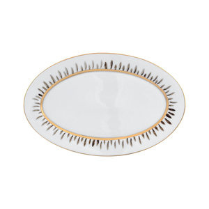 Oval Platter 31cm Myth 1