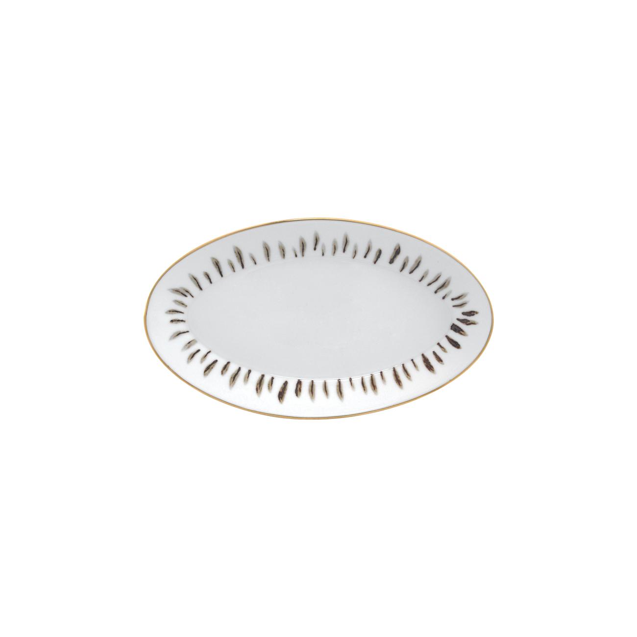 Azeitoneira Oval 22cm Mir 1