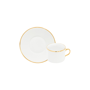 Tea Cup 23cl Bia + Tea Saucer 16cm Myth 1
