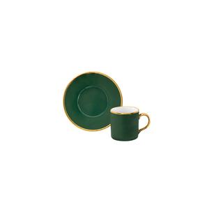 Green OB / Pires 11cm Bia + Chávena Café 9cl Bia 0