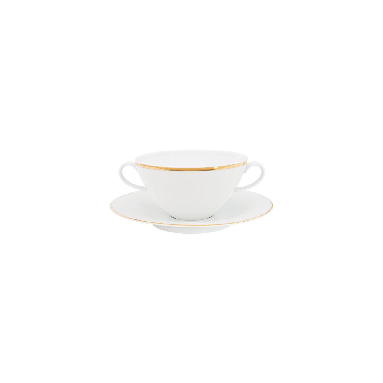 Consommé Cup 33cl Ballet + Saucer 17cm Ballet 1