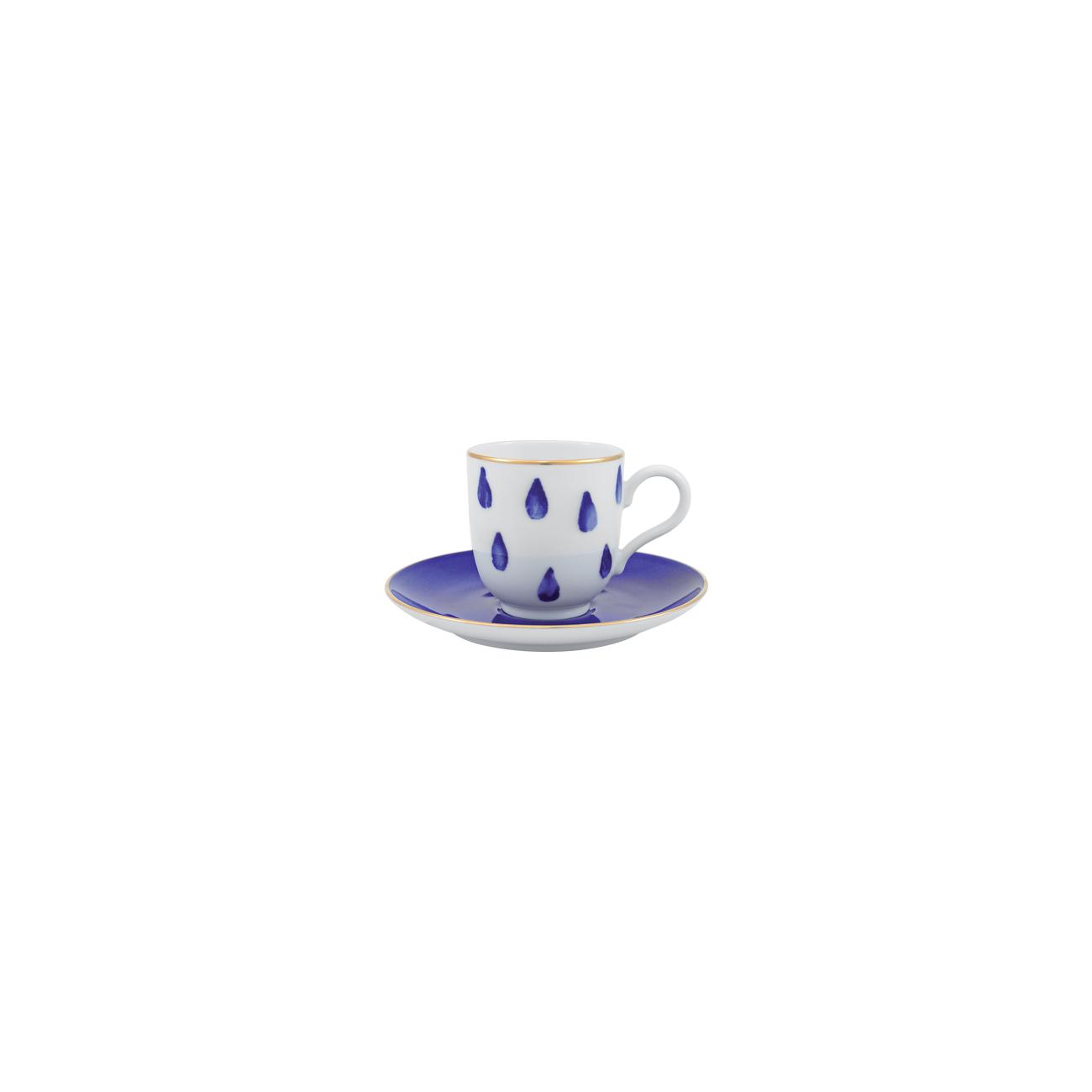 Chávena Café 11cl Antar + Pires 12cm Olympus 0