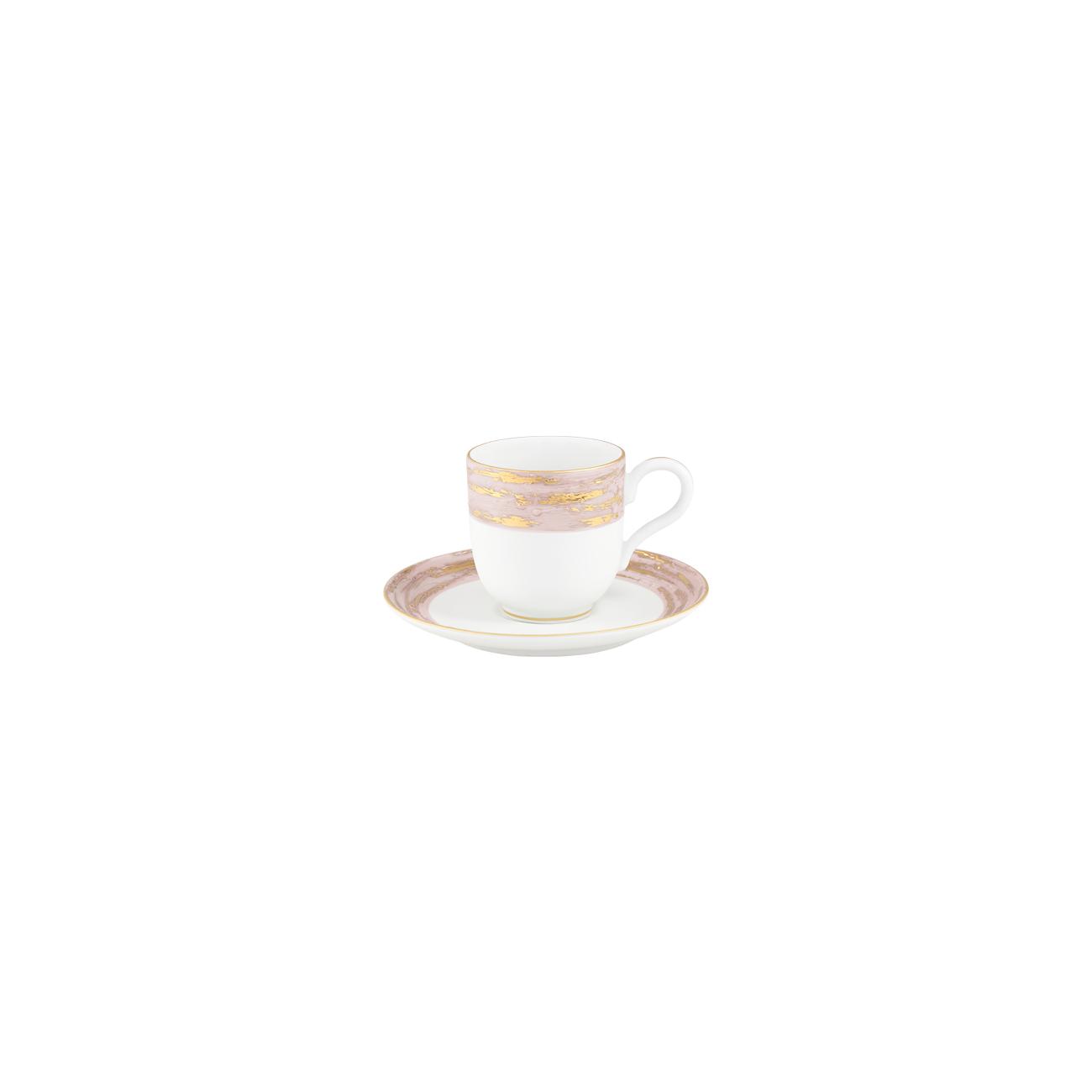 Chávena Café 11cl Antar + Pires 12cm Olymp 0