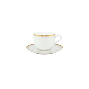 Chávena Chá 28cl Antar + Pires 15cm Olympus 0