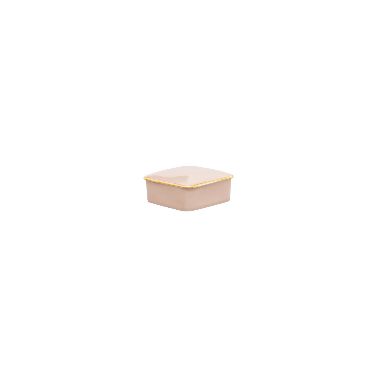 Caixa Quadrada 8,5cm Lusa 0
