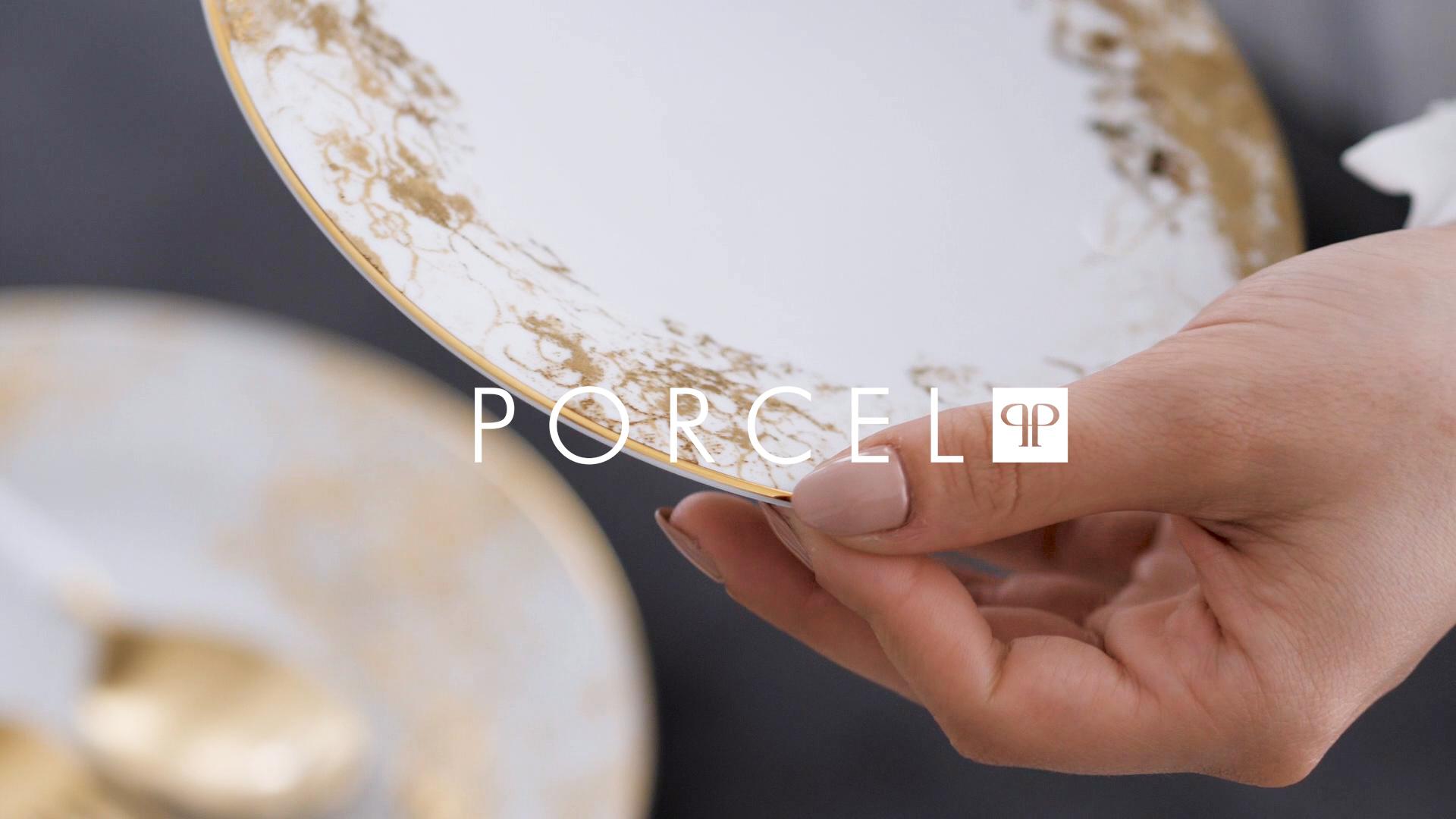 Manufacturing porcelain at Porcel 0
