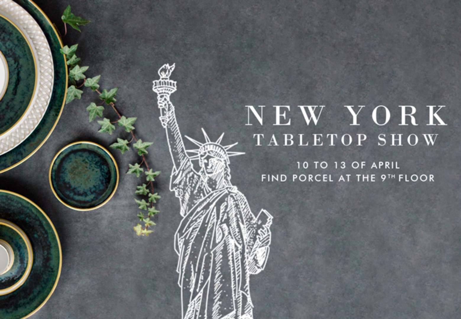 the New York Tabletop Show 0