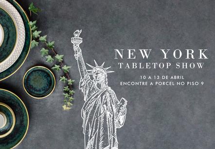 Tabletop em Nova Iorque 1