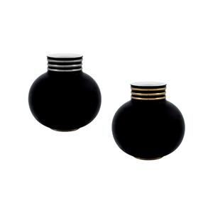 Black PT Jarra Redonda 14cm + Black OB Jarra Redonda 14cm 0