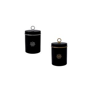 Black PT Copo Vela 8cm + Black OB Copo Vela 8cm 0