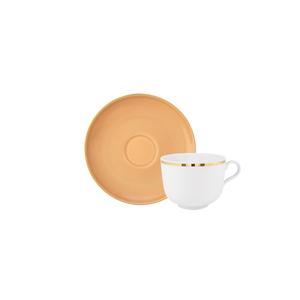 Chávena Chá 28cl Antar + Pires Chá 15cm Ol 0