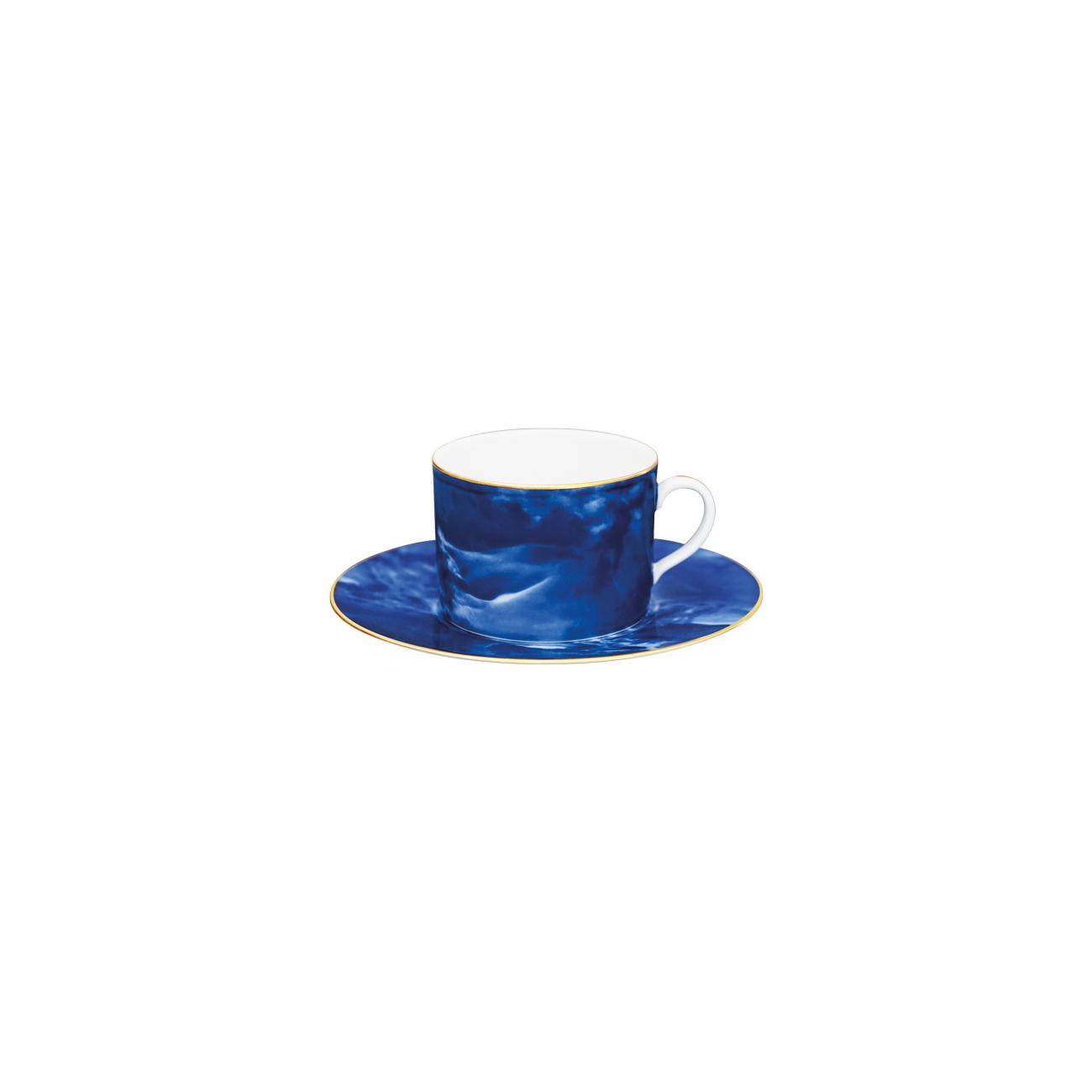 Tea Cup 23cl Bia + Tea Saucer 16cm Myth 0