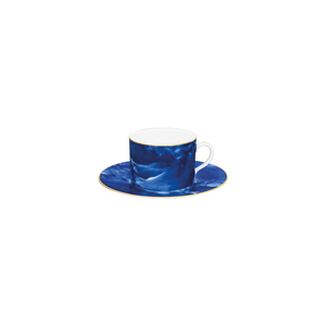 Tea Cup 23cl Bia + Tea Saucer 16cm Myth 0