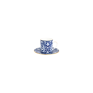 Coffe Cup 9cl Bia + Coffe Saucer 11cm Bia 0