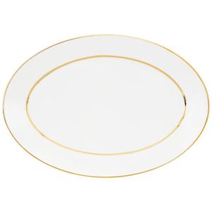Oval Platter 39cm Myth 0