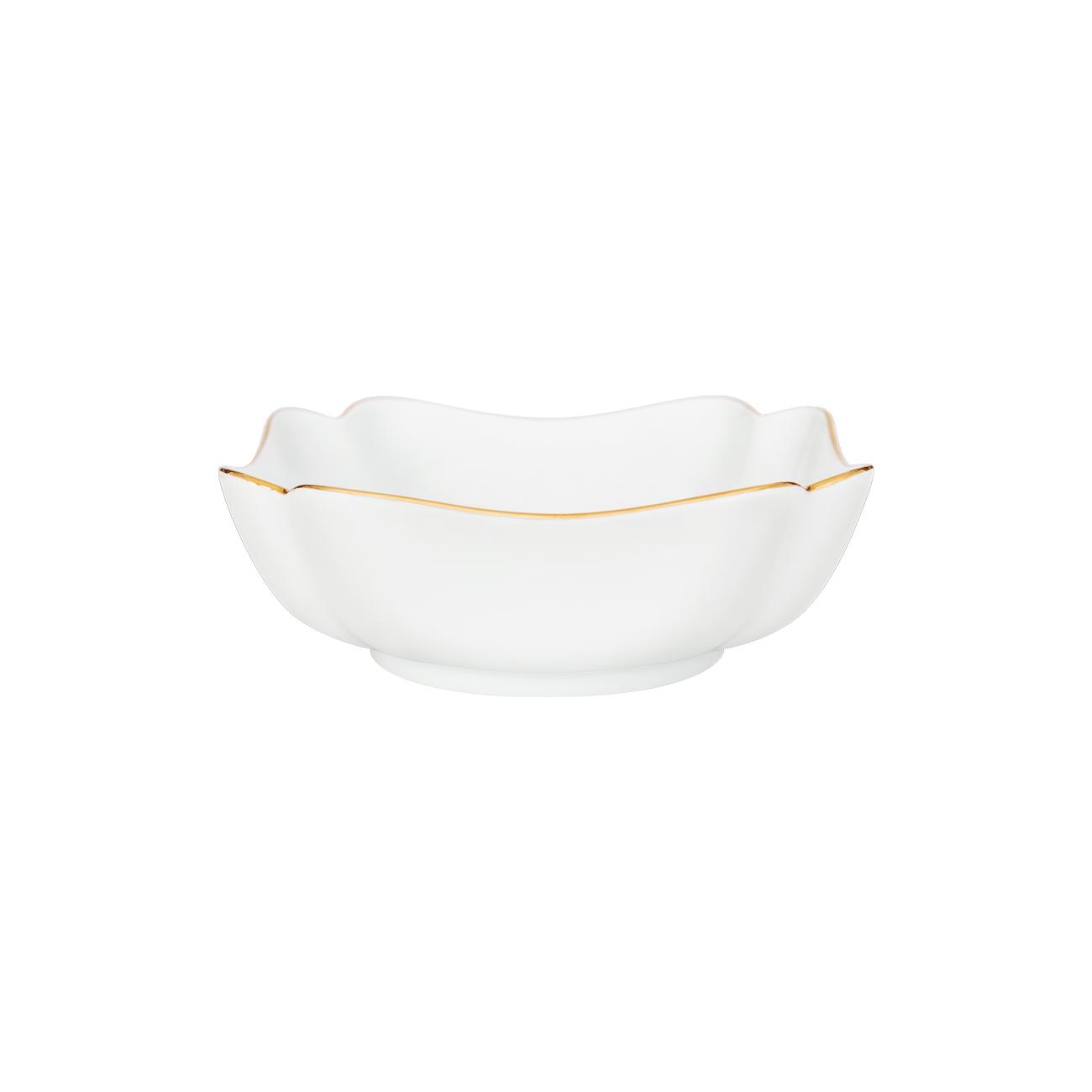 Square Salad Bowl 23cm Macau 0