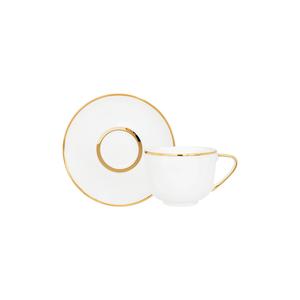 PirTea Saucer 15cm Olympus + Tea Cup 28cl Coupe 0