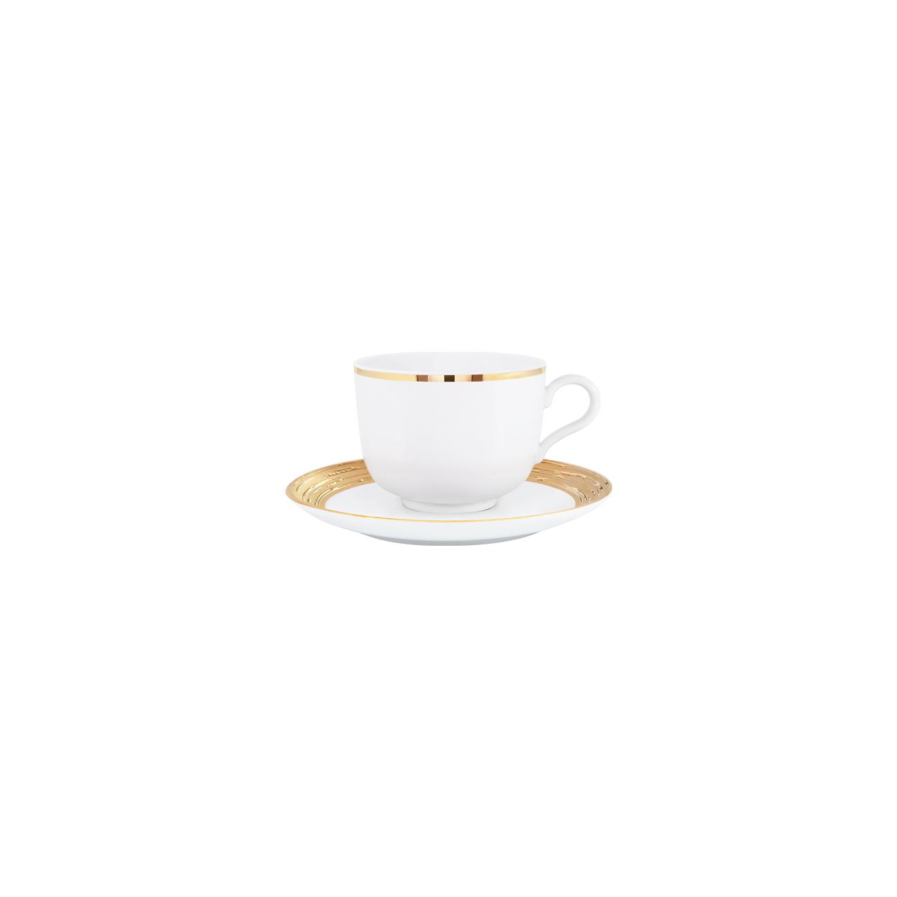 Chávena Chá 28cl Antar + Pires Chá 15cm Olympus 0