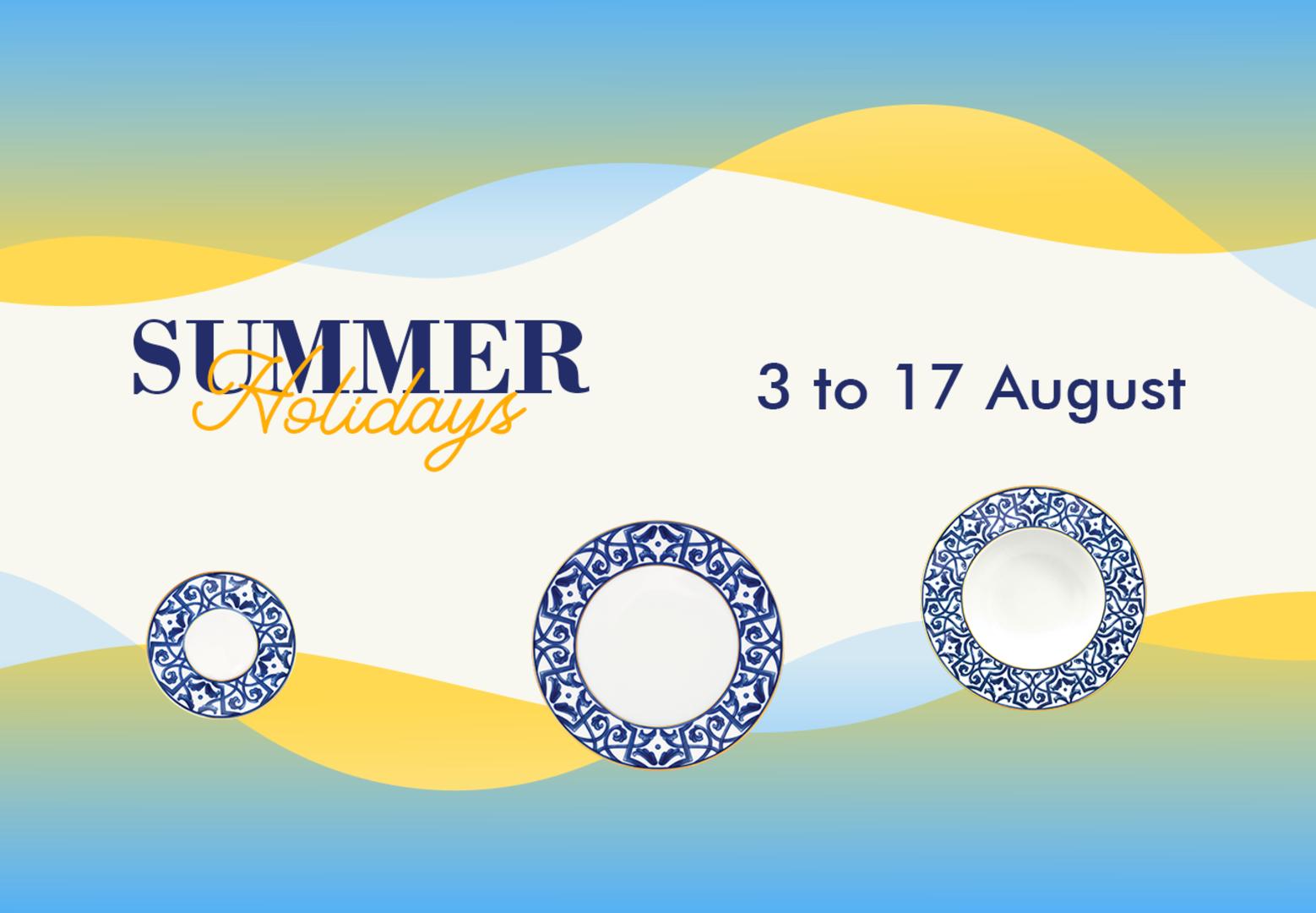 Summer Holidays 2020 3