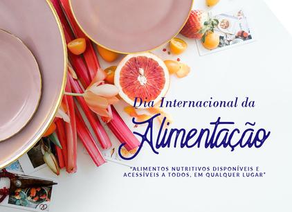 Dia Internacional da Alimentação 1