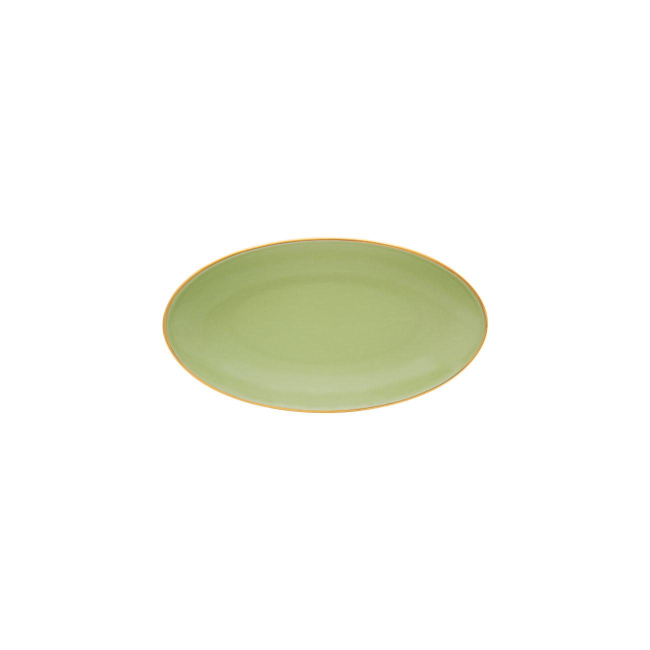 Oval Pickle Dish 20cm Olympus 1