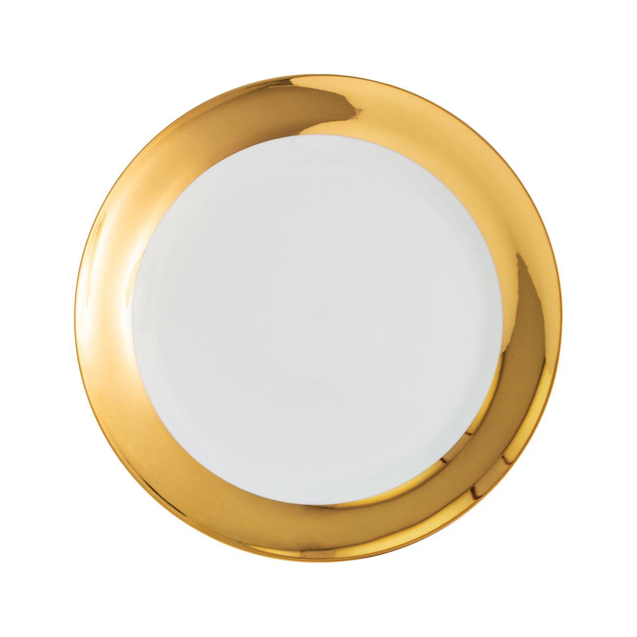 Premium Gold | Service Plate XL 32cm Viena 1