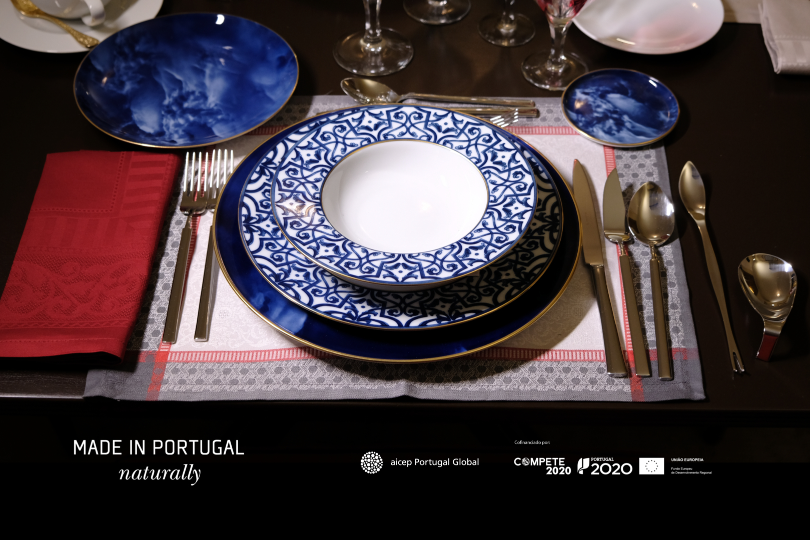 Porcel in the Portuguese Embassy in Greece 2