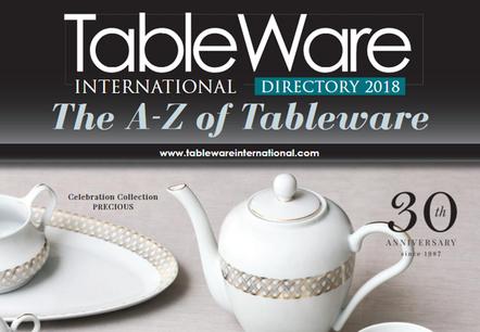 Tableware International | Porcel 30th Anniversary  0