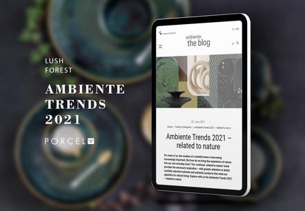 Porcel na Ambiente Trends 2021 0