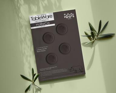 Tableware International HoReCa | May/Jun 2021 0