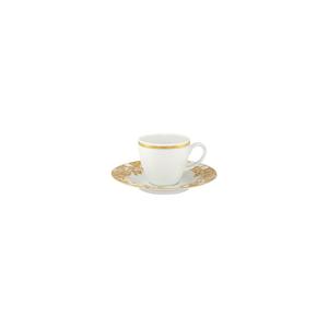 Coffee Cup 10cl Ballet + Saucer 13cm Ballet 0