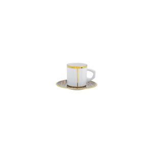Chávena Café 9cl New Alma + Pires Café 11cm Bia 0