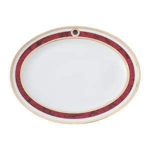Travessa Oval 35cm Olympus 0