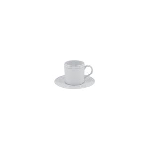 Coffee Cup 9cl Bia + Coffee Saucer 11cm Bia 0