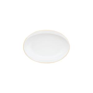 Oval Platter 20cm Ballet 1
