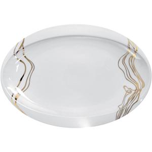 Oval Platter 40cm Ballet 0