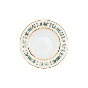 Prato Sopa 22cm Pétala Simples 0
