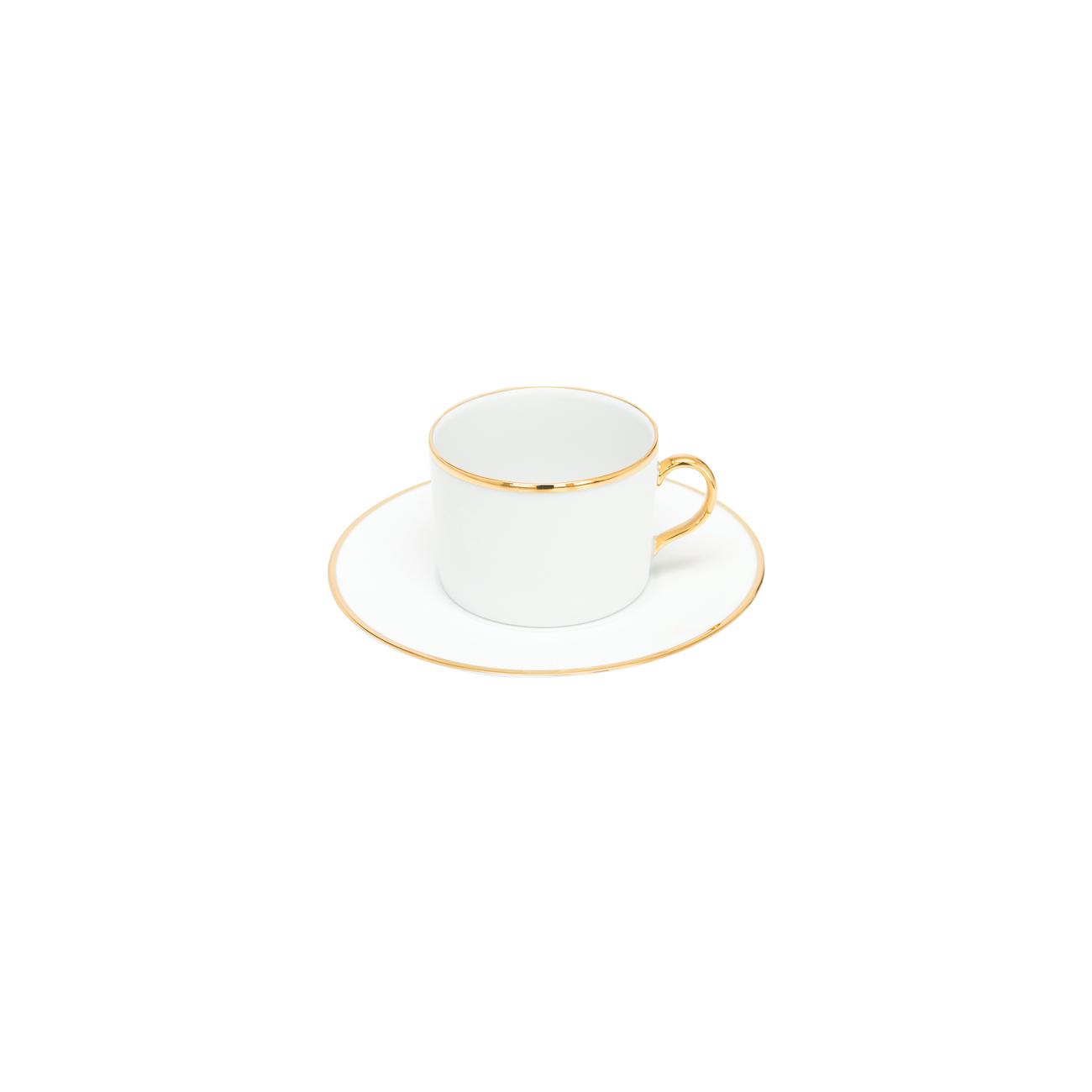 Tea Cup 23cl Bia Tea + Saucer 16cm Myth 0