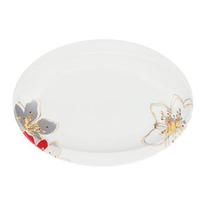 Oval Platter 35cm Ballet 0