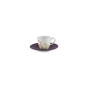 Chávena Café 10cl Ballet + Pires 13cm Ballet 0