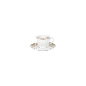 Chávena Café 10cl Ballet + Pires 12cm Olympus 0